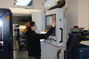 Seifert CNC - Ausbildung und junges Team