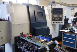 Seifert CNC Maschinenpark